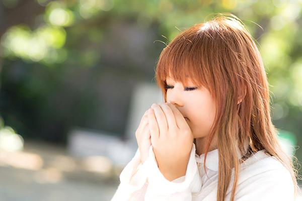 低体温の日本人が増加中!