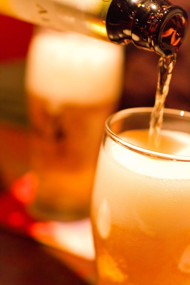 ビールは健康飲料?